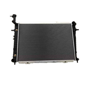 Car Water Tank Radiator Intercooler Radiator Tube Water Tank Engine Cooling System Accessories Suitable for HYUNDAI YUCSON 2006 High Quality
