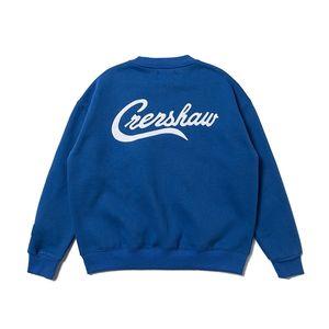 2020ss Fog Style Essentials L.A Limited Embroidery Women Men Sweatshirt Hoodie Hiphop Men Sweatshirt Pullover Winter Fleece Y1109