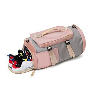 Women Gym Bag Backpack Training Fitness Bags for Shoes Outdoor Shoulder Gymtas Tas Sac De Sport Mochila Travel Yoga Mat Bag