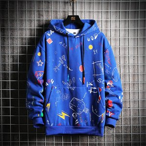 Yeni Geliş Hoodie Erkekler Anime One 1PCS Trafalgar Law Erkek Kapüşonlular Paten Hip Hop Polar Ceketler Coat Kış Boy Sweatshirt # 474 yazdır