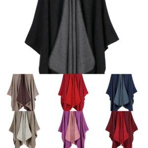 KZ6X ScarfDesigner Klassische Massivfarbe Luxus Weihnachtsmode Nerz Pelz Schal SHL Dame Hoher Qualität Tuch
