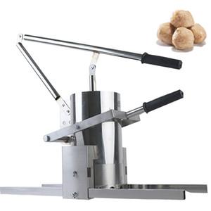 Alta Qualidade Aço Inoxidável Comercial Meatball Machine Forming Machine Mouthball Mold Ferramenta Manual Máquina de Almôndega