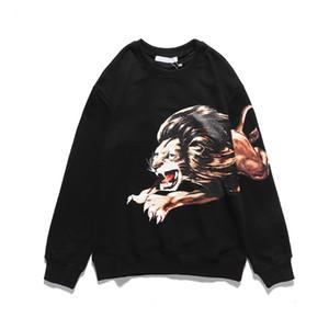 2021 новый капюшон хип-хоп стилист с капюшоном высокого качества улица хлопок свободные подходят мужские женские толстовки толстовки мужская одежда мужская одежда