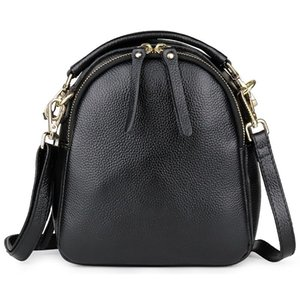 Fashion Real Genuine Leather Bag Women Crossbody Bags Ladies Shoulder Bag Luxury Messenger Bags Female Handbag Party Tote Purse