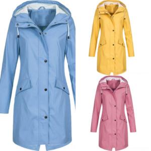 YvsI coats Loose Women Ladies Long Sleeve Open Front slim Jacket Outwear Solid KANCOOLD fashion new woman canada and jacket woman coats