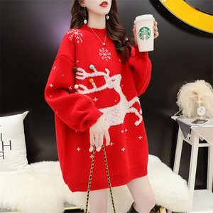 Reindeer Ugly Christmas Sweater 3D Funny Xmas Sweatshirt Men Women Autumn Winter Clothing Tops Pullover Christmas Jumpers