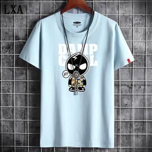 Free shipping T Shirt Summer New High Quality Men Casual Short Sleeve o-Neck 100% cotton t-Shirt men brand white black tee shirt C-10