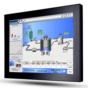 1000nits brightness Industrial 19 inch Open Frame Interactive Touch Screen LCD Display Monitor for Outdoor Kiosk