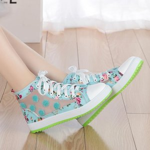 Baby girls casual comfort sneakers breathable high top sneakers baby summer shoes 2020 new arrival kids shoes