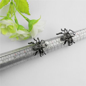 The new popular hot gorgeous women jewelry wholesale girl birthday party like animal spider adjustable ring free shipping