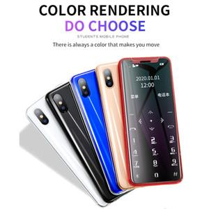 مقفلة رقيقة جدا الهاتف المحمول الصغيرة R11 بطاقة صغيرة محمولة الهاتف المحمول الطالب إنهاء ادمان الانترنت الهواتف النسخ الاحتياطي لوحة المفاتيح التي تعمل باللمس كاميرا