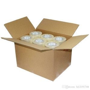 18 Rolls Shipping Packaging Packing Box Sealing Tape 2 mil 1.9