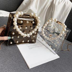 Fashion Girl Pearl Crossbody Bags Women Cute Waterproof Messenger Crossbody Bag Drop Shipping Good Quality