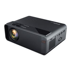 Мини-проектор 4K цифровой проводной синхронизированный экран дисплея YG400 более стабильный, чем WiFi Beamer для домашнего кинотеатра W13 USB