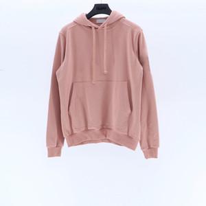 Mens stone island hoodies pullover topstoney donne degli uomini con cappuccio Felpe Moda Italia l'autunno e l'inverno stile paio hoodie