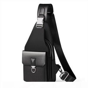 New Fashion Men Shoulder Bag Leisure Waterproof Oxford Man Crossbody Bag Korea Style Messenger Bag For Teenager Chest