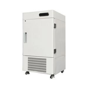 Suministros de laboratorio -86 ° C 58L Congelador de temperatura ultra baja vertical, refrigerador profundo refrigerador con controlador, 110V / 220V