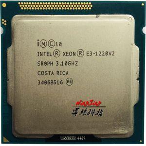 Intel Xeon E3-1220 V2 E3 1220V2 E3 1220 V2 3.1 GHz Quad-Core CPU-Prozessor 8M 69W LGA 1155