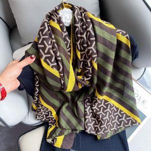 Women Printed embroidery Scarf Silk Winter Print Foulard Satin Square Head Scarves Women Luxury Designer Shawls free ship