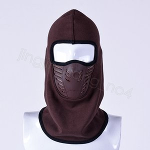 Winter cycling mask hat men and women ski warm mask outdoor face cap breathable outdoor masks hat CYF4570-1