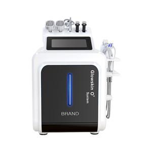 10 in 1 multi portable type Microdermabrasion Hydra Clean Whitening Facial Machine Water Facial Skin Care Jet Peel Machine
