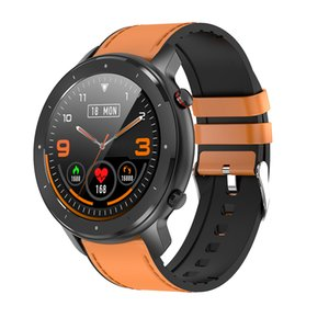 2020 Hot Sale New F12 Smart Watch 1.3 Inch Full Round Screen Full Touch Heart Rate Monitor Sports Business 2020 Smartwatch