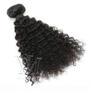 VMAE European Black Hair Weft doppeltrussischer Remy Jungfrau Handtied Hand gebunden Hanndtyied Weft Human Hair Extensions