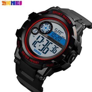 Mens Digital Watch Stopwatch Bracelet Luxury Count down Luminous Display Electronic Watches Men Wristwatch Alarm Clock Mens