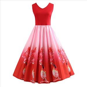 2020 New Design Hot Sale Women Dress Vintage Party Korean Knitted Asymmetric Kawaii Work New Gothic Sale Office 50029