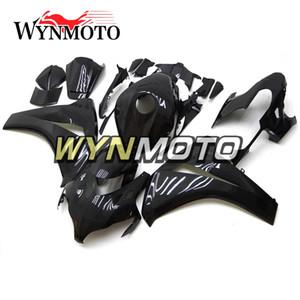 Karbon fiber etkisi ABS plastik kaplamalar 2008 için Honda CBR1000RR 2009 2010 2011 Enjeksiyon Kodu CBR1000RR 08 09 10 11 Vücut Çerçeveleri