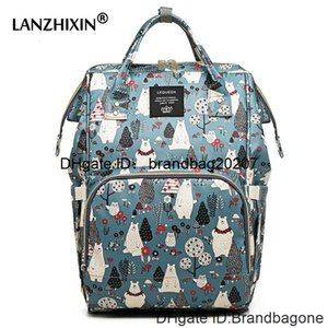 for Female Backpacks Women Diaper Maternity Nappy Bags Baby Care Travel Designer Multi-Pocket Mummy Backpack