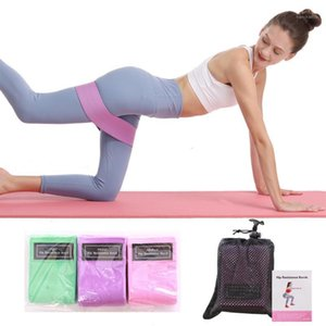 Resistance Bands Set Fabric Resistance Bands Gym Equipment Workout Elastic Rubber For Yoga Sports Fitness Hip Training1