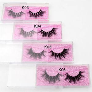 3D Mink Eyelashes Vendor 15mm 16mm Natural Mink Eyelashes Custom mink eyelashes and package