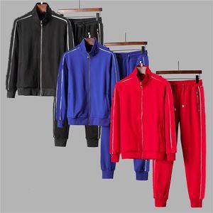 Novo 2019 Marca Nova Moda Terno Homens Sportswear Imprimir Homens Hoodies Pullover Hip Hop Mens Tracksuit Camisolas Roupas W19