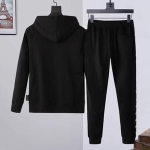20SS designer de luxe Supports de luxe Hommes Designer Sport Topstans Costumes Fashion Automne Hommes Sweats Sweatshirts Zipped Mens Vêtements