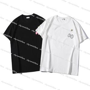 Маленькая пчела роскошь дизайнеры футболка мужская футболка для женщин рубашки с коротким рукавом модные уличные дизайнеры Tees Thirts Hiphop l 20042501L