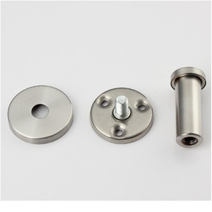 2pcs Column Clothes Hook Stainless Steel Single Hook Wardrobe Wall Toilet Wall Single Hook For Bathroom Kitch bbydcQ