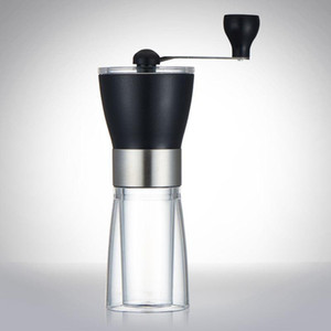 Portable Manual Coffee Bean Machine Adjustable Hand Crank Household Crusher Grinders Grinding Tools Pepper Nuts Pills Spice