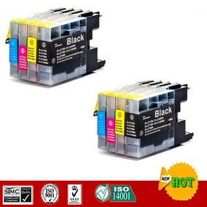 Ink Cartridges Compatible Cartridge Suit For LC17 LC77 LC79 LC450 LC1280 , J955DN J955DWN J705D J705DW J835DW J280W J425W Etc1