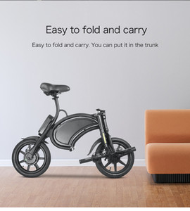 Mankeel New EU STOCK Fast Shipping 350W Adults Eletric Bicycle Black Color Long Range Power Easy To Wear E Bike MK016