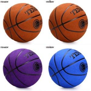 DXXL EAYU Rainbow Candy Basketball Color Basketball Gradient Outdoor Derrita el desgaste de la bola PU Tamaño de la PU Street Street Ballo de baloncesto para # 812