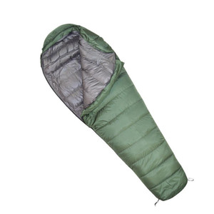 Adult 800G 1000G 1200G Filling White Duck Down Ultra Light Outdoor Sleeping Bag Camping Trip Portable In Cold Weather