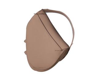 Designer Handtaschen Taschen Echtes Leder Handtasche mit Buchstaben Umhängetaschen Hohe Qualität Echtes Leder Satteltasche Sattel Schulter Handtasche