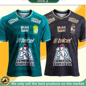 2020 2021 Club Leon Leon Soccer Jersey 20 21 Liga MX Leon Home Third Shirts Camisetas de Futbol Leon Jersey Thailand موحدة