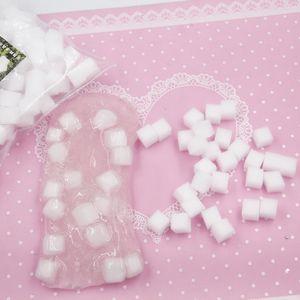 6G Clay Supply Plastic Chunks Decoración DIY Accesorios Fluffy Para Fruit Slime Supplies Espuma Filler Kids