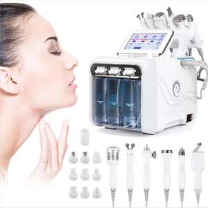 Whitening small bubble beauty oxygen facial machine bubble facial H2O2 hydrogen oxygen jet cleaning machine DHL free shipping