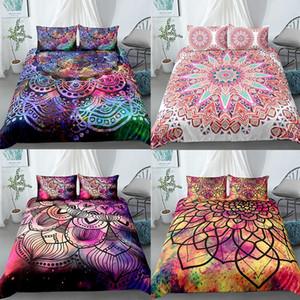 Mandala Bedding Set Duvet Cover Bohemian Bedspreads Bed Sets
