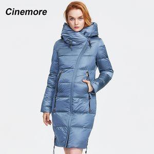 Cinemore 2020 nueva colección Donsjack Upper Ropa Bio de alta calidad Cape Winter Jas Warm Park Women 9853