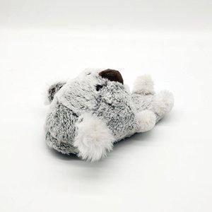 Koala Personalizzato Pantofole Speciali Pantofole Pelliccia Legname Legname Shoes Anime Home Bambini Uomini Donne Inverno Neve Pantaffels Indoor WarmZ1127
