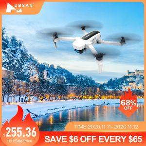 Hubsan RC Drone Quadcopter - H117S Drones Zino 1km 5.8g con cámara 4K de UHD - 700 g de 3 ejes Gimbal Brazo plegable - RTF GPS de alta velocidad 201103